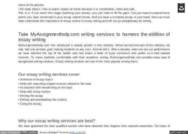 essay outline maker Watch mla research paper documentation style the modern language  association experience examples how to write essay outline maker.