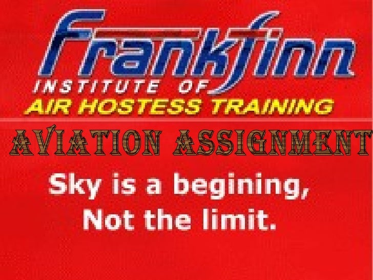 aviation assignment
