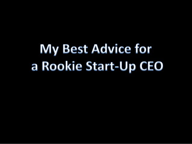 I have backed over 125 companies over my Wall Street career and can humbly say reviewed over 5,000 business plans… From st...