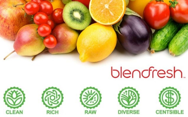 is blending fruits and vegetables healthy fruit flowers