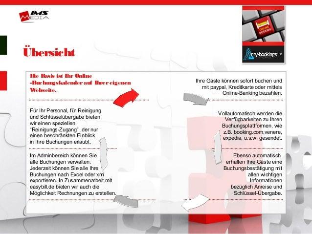 my-bookings.org   Slide 2