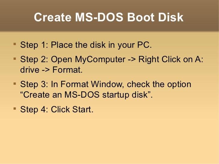 Download Myboot disk