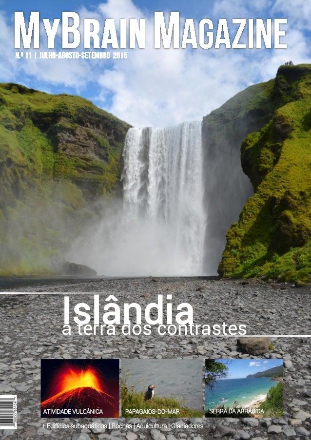 Islândia  a terra dos contrastes