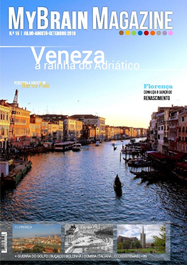 Venezaa rainha do Adriático FlorençaMarco Polo