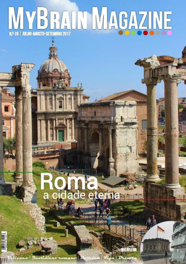 Romaa cidade eterna Vaticano | Quotidiano romano | Barroco | Riga | Brémen BERLIM