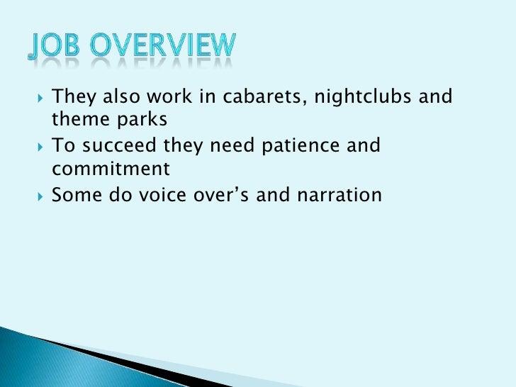 My Career Power Point Slide 3