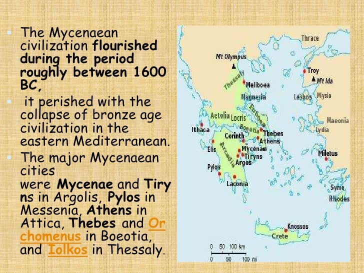 collapse of bronze age greece essay Thebes in central greece, for example, was supposedly founded by princes of tyre regardless of true cause of the collapse of bronze age civilization.