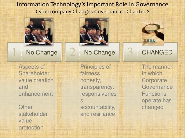 important aspects of governance transparency and accountability pdf