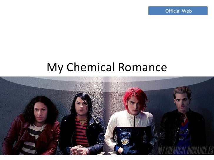 Official WebMy Chemical Romance