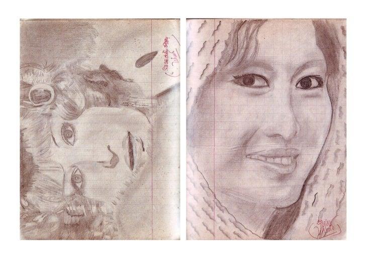 My childhood drawing