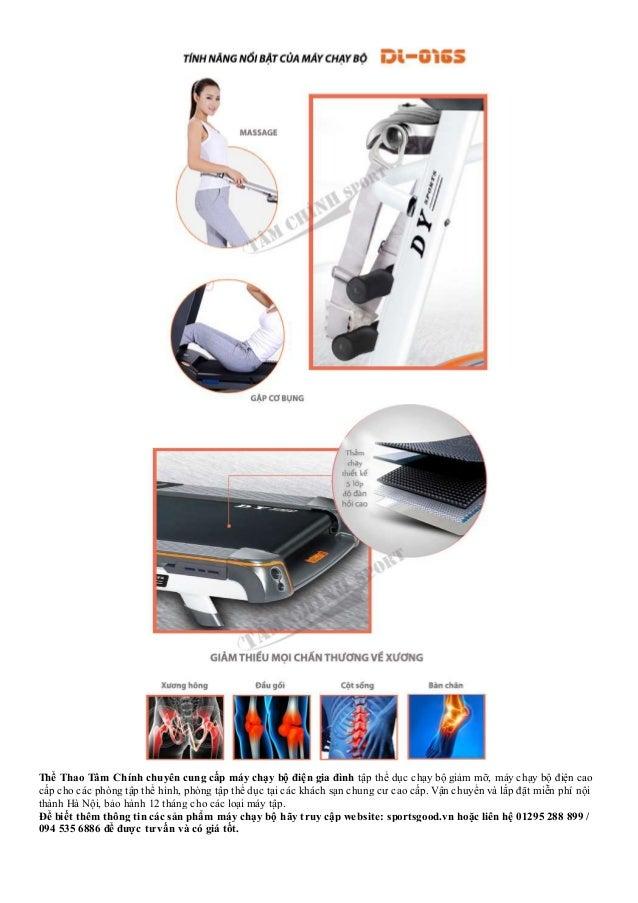 Thể Thao Tâm Chính chuyên cung cấp máy chạy bộ điện gia đình tập thể dục chạy bộ giảm mỡ, máy chạy bộ điện cao cấp cho các...