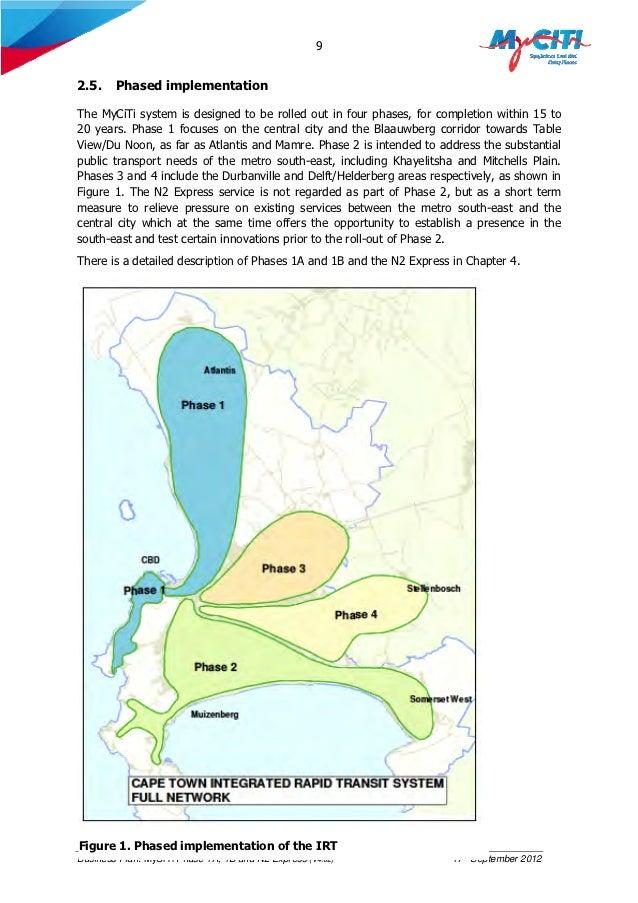 Myciti business plan 2012 toyota