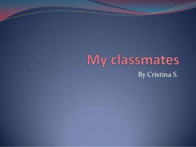 Classmates Quotes
