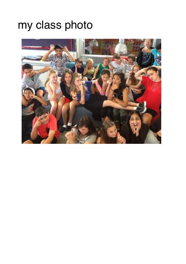 my class photo