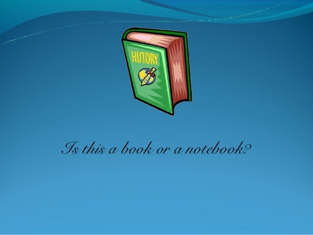 Is this a book or a notebook?