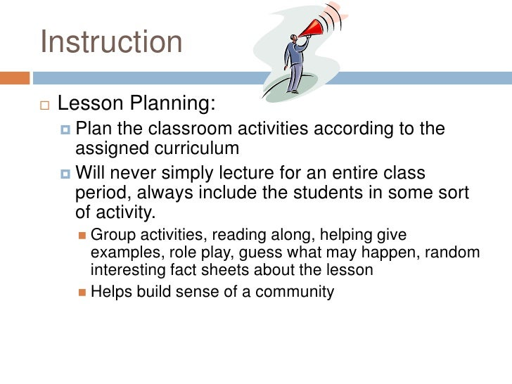 my classroom management plan essay So, what are the best ways to employ classroom management  some  descriptive essay topics, make sure that once they successfully accomplish the  task, you.
