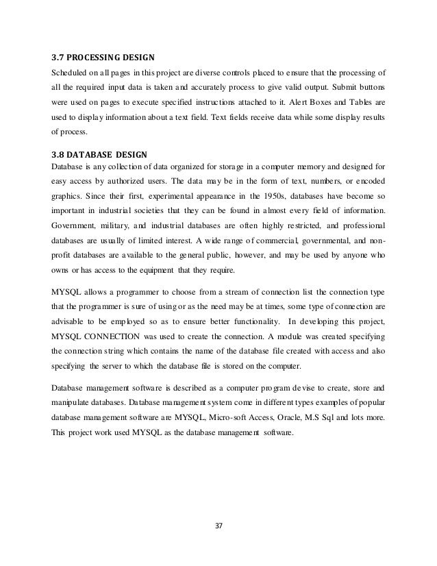 E Learning Project Write Up Case Study Ogun State Institute Of Techno