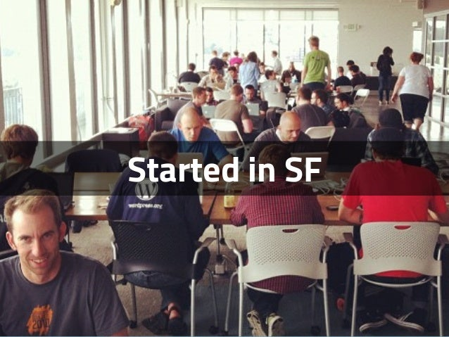 Started in SF