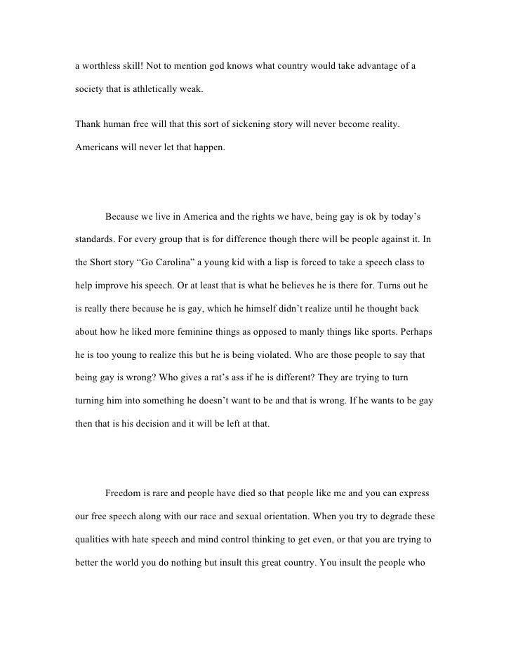 write me a essay