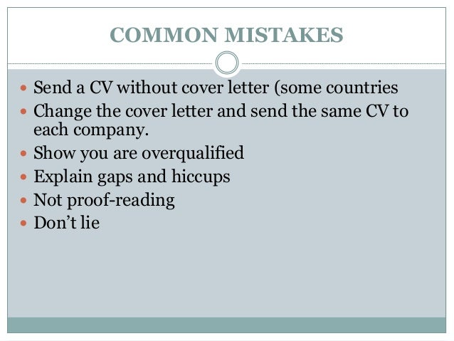 cover letter overqualified