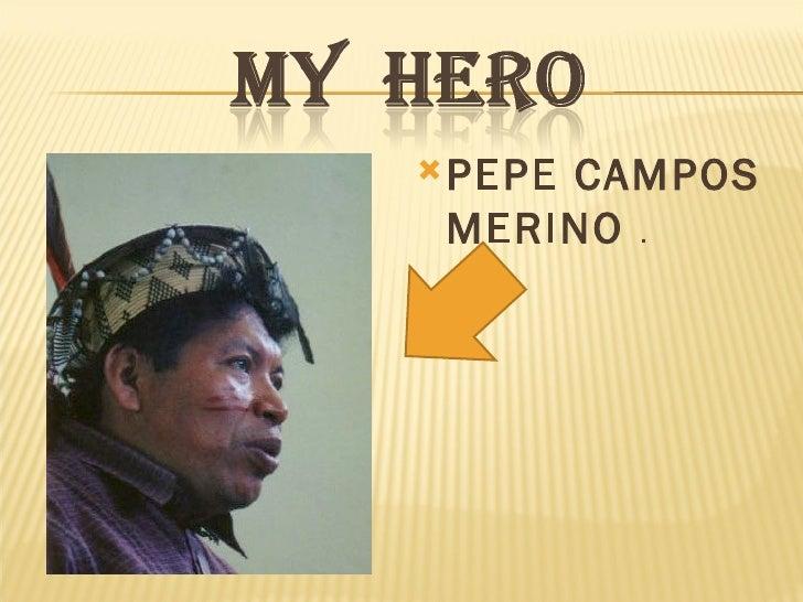 <ul><li>PEPE CAMPOS MERINO  .  </li></ul>