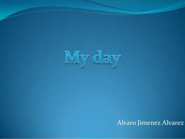 Alvaro Jimenez Alvarez