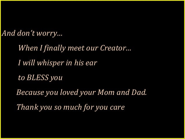 My Dear Child A Letter From Mom And Dad