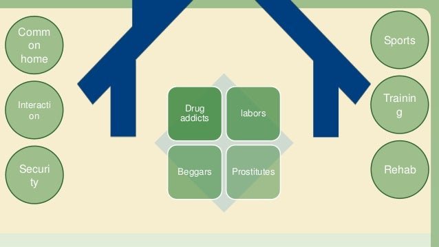 Effectiveness Of Street Children Rehabilitation Centres: A ...