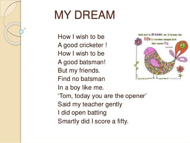 india of my dreams poem