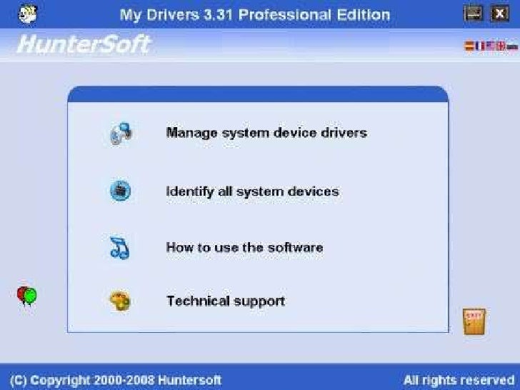 MY DRIVERS<br />MY DRIVERS<br />