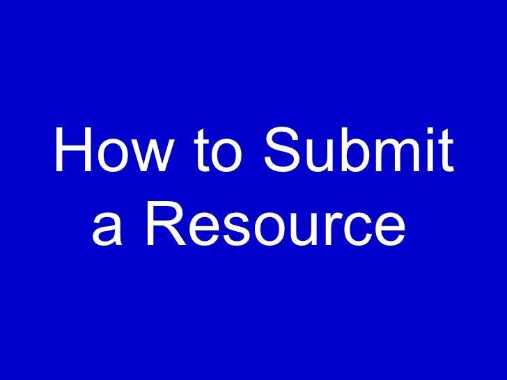 My-eCoach Resources Slide 2