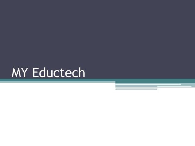 MY Eductech