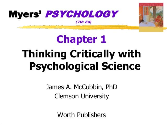1 thinking critically with psychological science answers Thinking critically with psychological science answers - work with our writers to get the quality coursework following the requirements professionally written and custom academic writings.