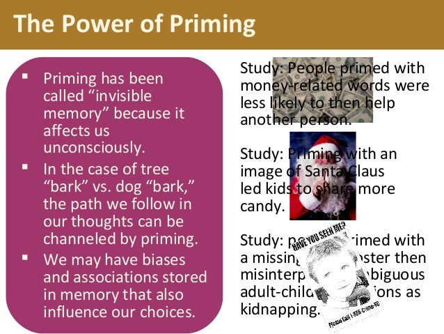 psychology of memory