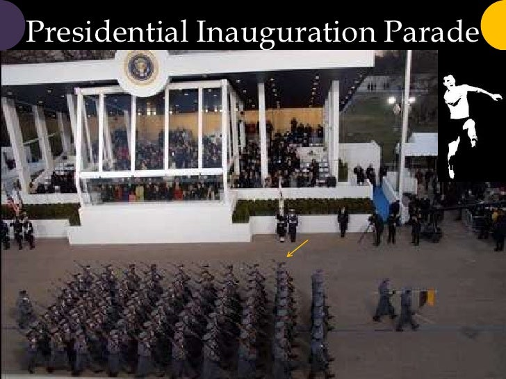 Presidential Inauguration Parade<br />