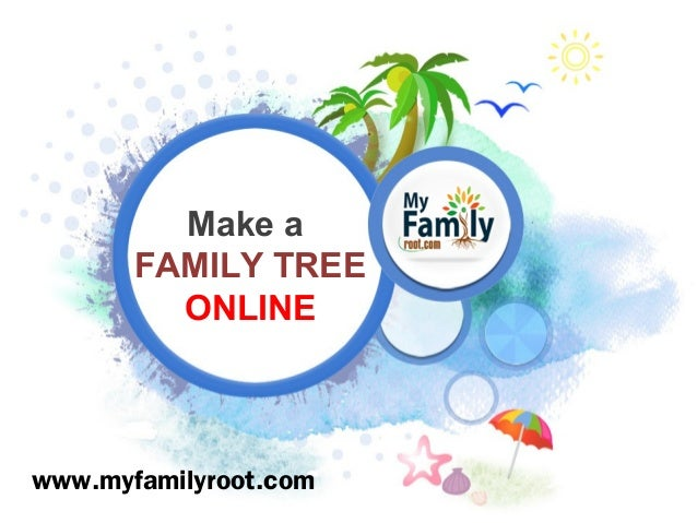 build a digital family tree build online genealogy