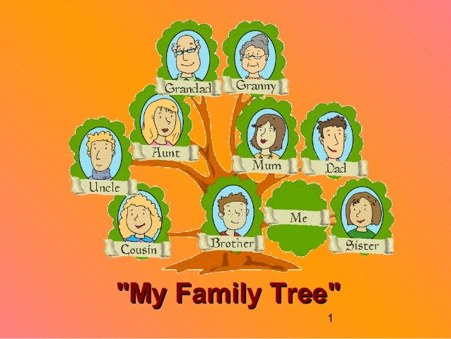understanding my family tree with the These acts of service permanently bind the generations of humanity to each other and ultimately create oneness in the family tree of  how can i help my family be.