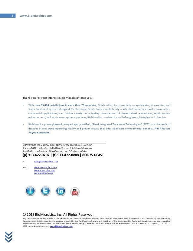 MyFAST® & MacroFITT® HS-STP® (from 32 m3 to 7400 m3 flows) Decentralized Wastewater Treatment Plants (WWTP) Portfolio Slide 2