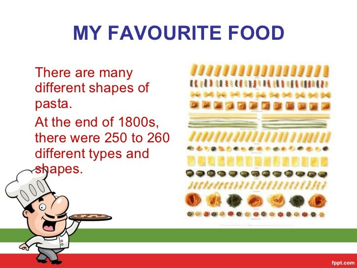 my favourite food composition My favorite flavors are cookie-dough french vanilla and peanut-butter as you can tell, i really do love all types of food i have a broad spectrum of foods like.