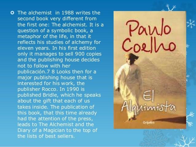 paulo coelho 6 iuml130155 the alchemist in 1988