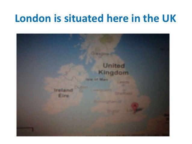 London, My Favorite City to Visit - London