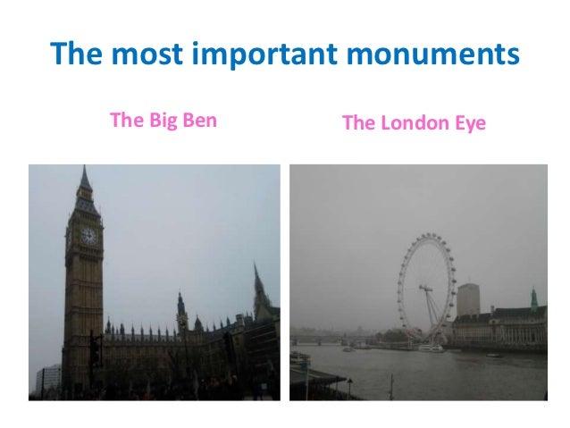 London My Favorite City