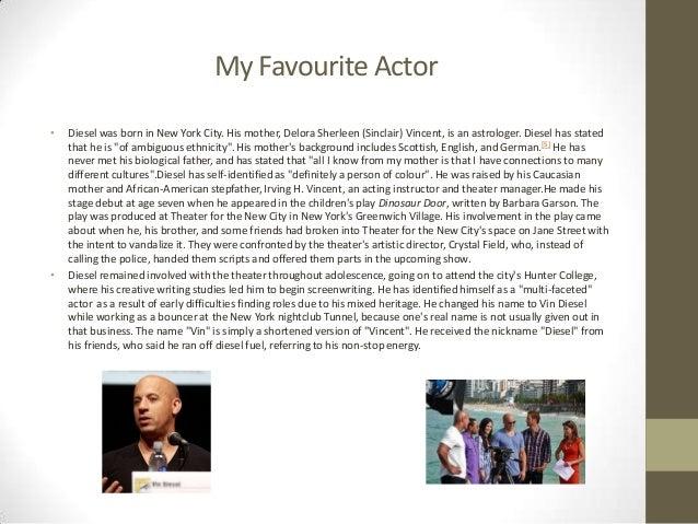 Write an essay on my favourite website
