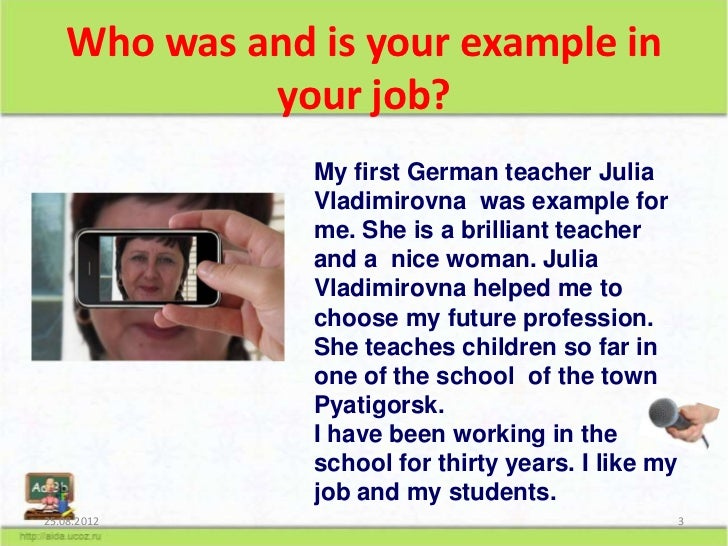 My favorite teacher haha