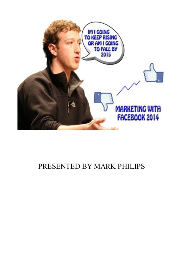 PRESENTED BY MARK PHILIPS