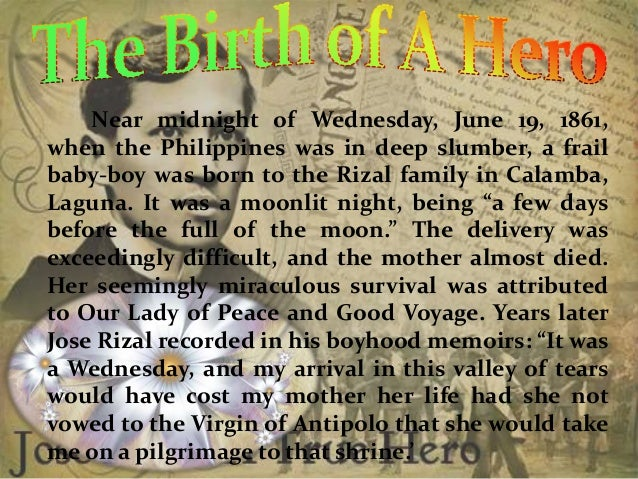 Chapter 13 rizal visit to the