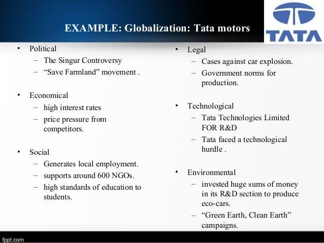 Pestal Analysis of Safaricom Ltd Essay examples