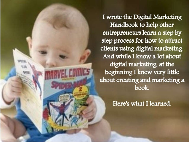 Why I wrote my book How I wrote my book How I promoted my book Why I self published How tiered pricing played a huge role ...