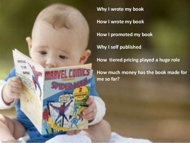 Why I wrote my book