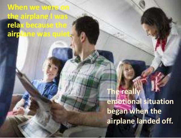 What to Expect Being on a Plane for the First Time
